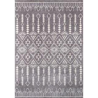 Momeni Lima Grey Rug (7'10 X 9'10)