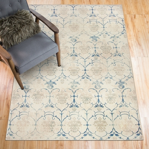 Shop RUGGABLE Washable Stain Resistant Pet Accent Rug