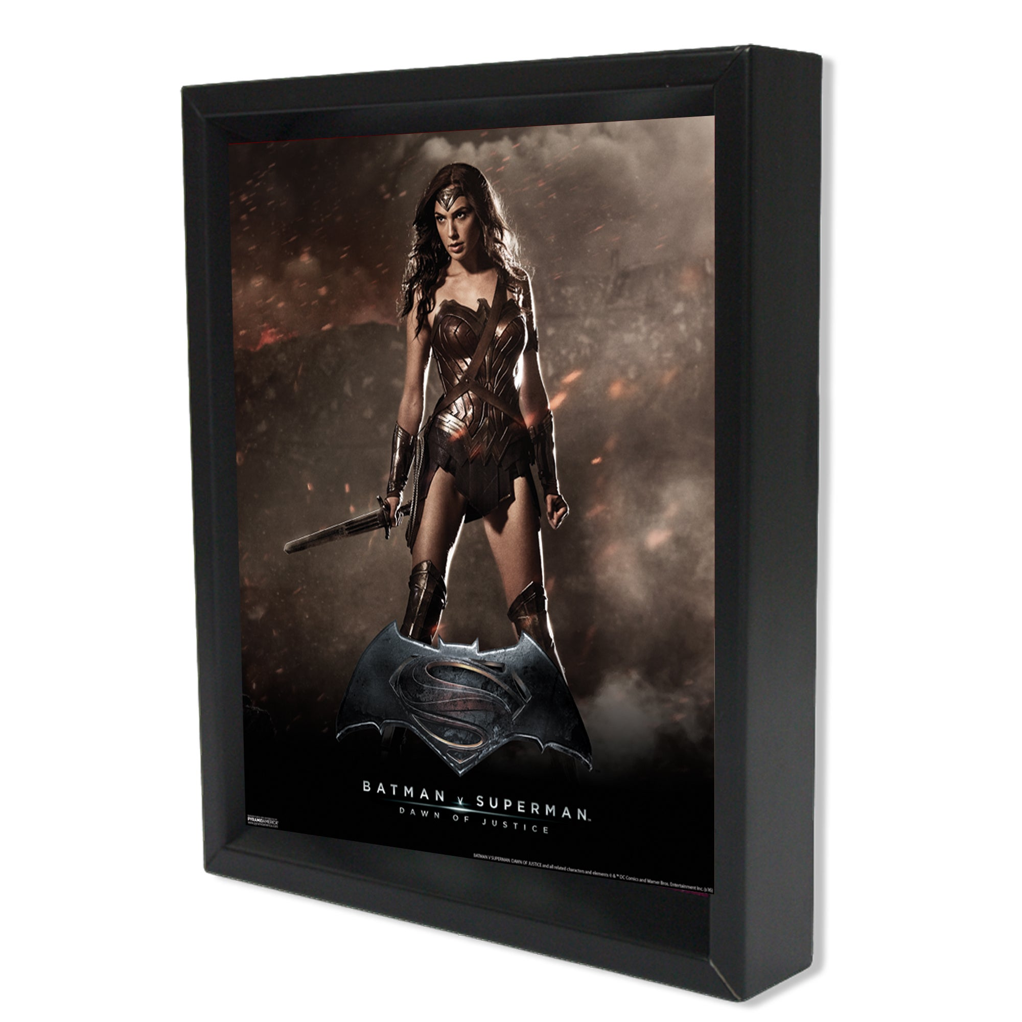 Batman and Wonder Woman Cornhole Bags