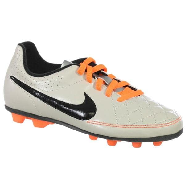 26ed1901437a Shop NIKE JR TIEMPO RIO II FG-R Youth Molded Soccer Cleats - Free ...