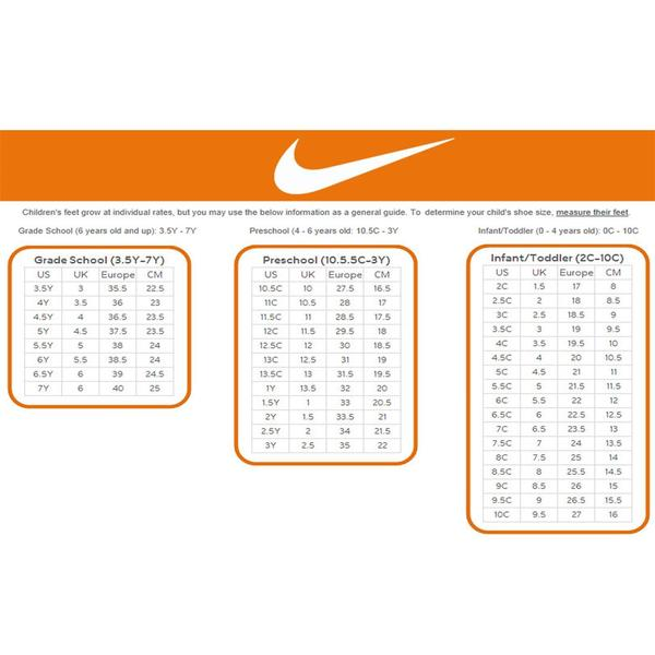 déficit sutil éxtasis  nike toddler shoe size chart inches > Clearance shop