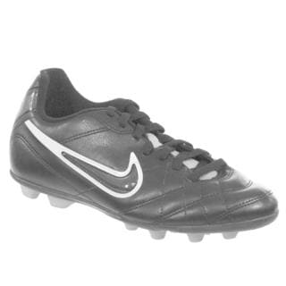 NIKE JR TIEMPO RIO INTERCHANGE FG-R Youth Soccer Cleat