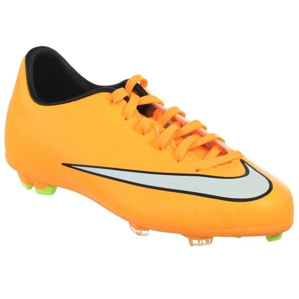 2e6f28709 Shop NIKE JR MERCURIAL VICTORY V FG Youth Soccer Cleat - Free ...