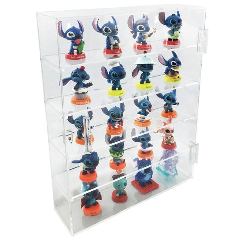 Ikee Design Acrylic Display Rack Case Organizer Storage Box Case