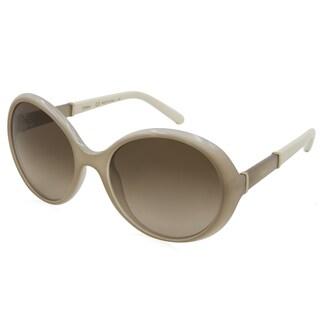 Chloe - CE687S-273 Brown 58 mm Round Sunglasses