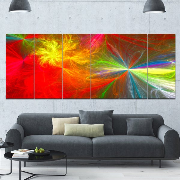 Colorful Abstract Art Pieces