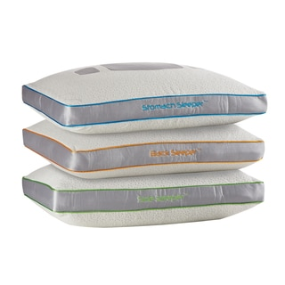 Bedgear Aspire Performance Position Latex and Memory Foam Pillow