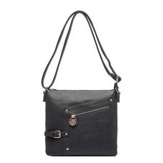 Women's Modern Classic Medium Crossbody Bag