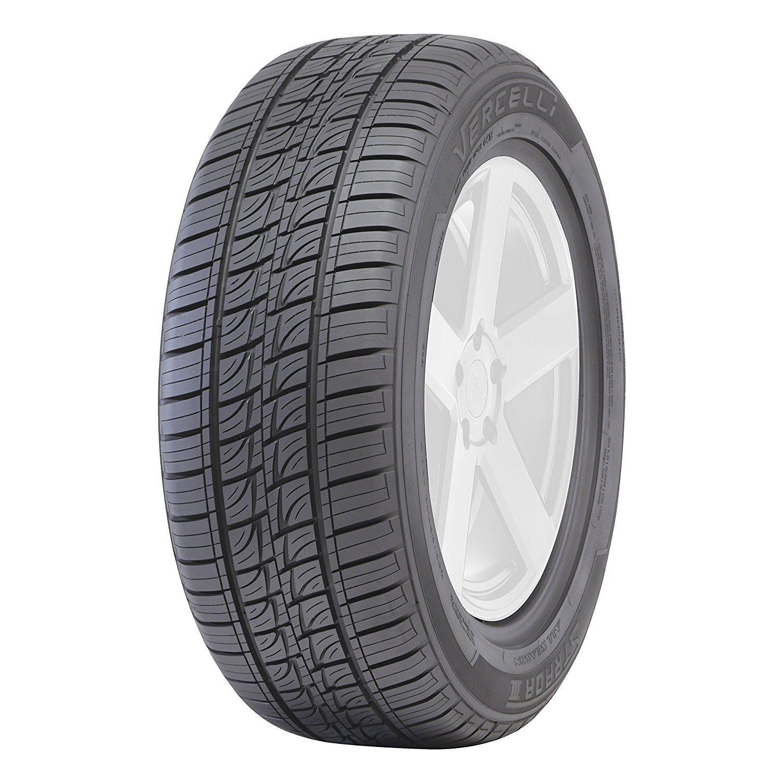 Vercelli Strada 3 All Season Tire - 215/65R17 99T (Black)