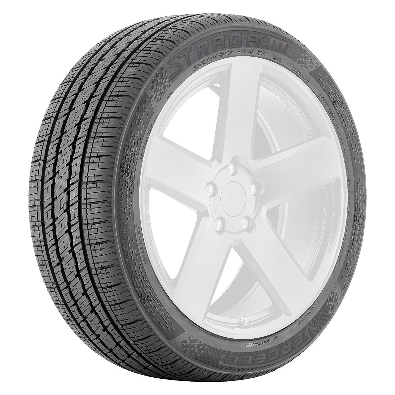 Vercelli Strada 4 Performance Tire - 305/40R22 114V (Black)