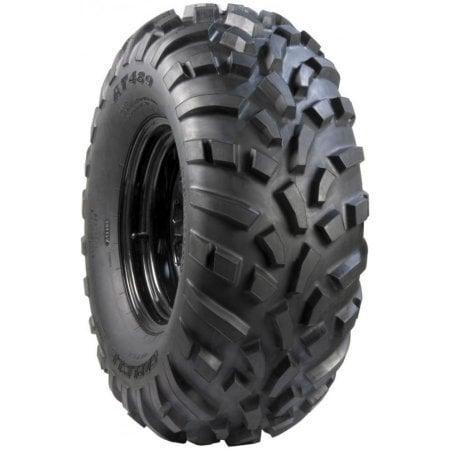 Carlisle AT489 ATV Tire - 25X1000-12 LRB/4 ply (Black)