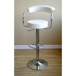 Tanshen Adjustable Barstools (Set of 2) - Thumbnail 1