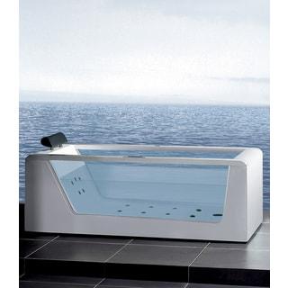 ARIEL PLATINUM AM152JDTSZ-70-INCH BATHTUB