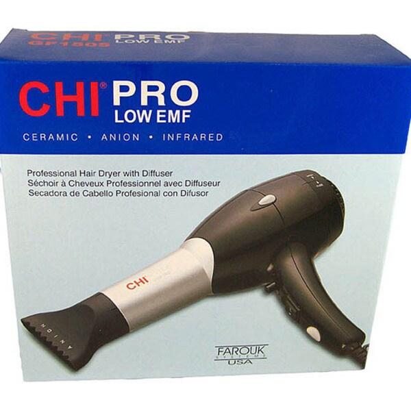 Farouk CHI Professional 1300-watt Ionic Hair Dryer