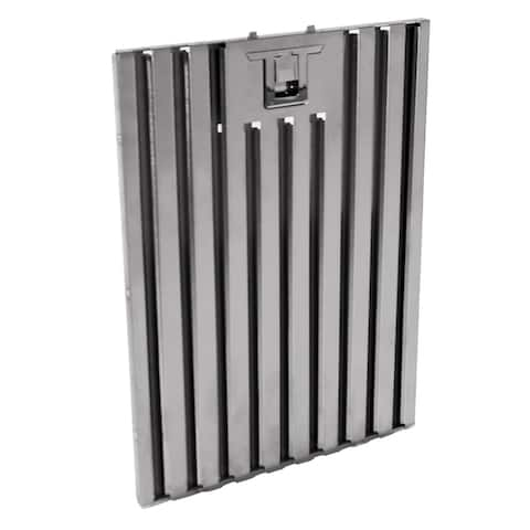 Cavaliere Z-I48 Baffle Filter - Silver