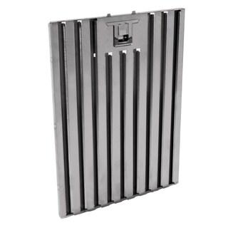 Cavaliere Z-I42 Baffle Filter - Silver