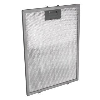 Cavaliere D Wall Mount Aluminum Filter - Silver
