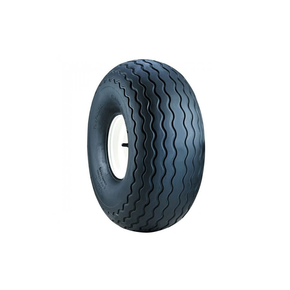 Carlisle Rib Lawn & Garden Tire - 800-6 LRB/4 ply (Black)...