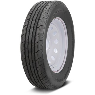 Carlisle Sport Trail LH Bias Trailer Tire - ST205/75D14 LRC/6 ply