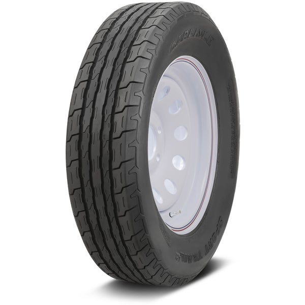 Carlisle Sport Trail LH Bias Trailer Tire - ST205/75D15 LRC/6 ply - Free Shipping Today ...