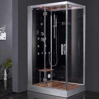 Ariel Bath DZ959F8 L Platinum 47-inch x 35-inch x 89-inch Steam Shower with Left Configuration