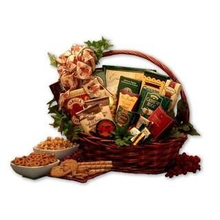 Sweets & Treats Medium Gift Basket