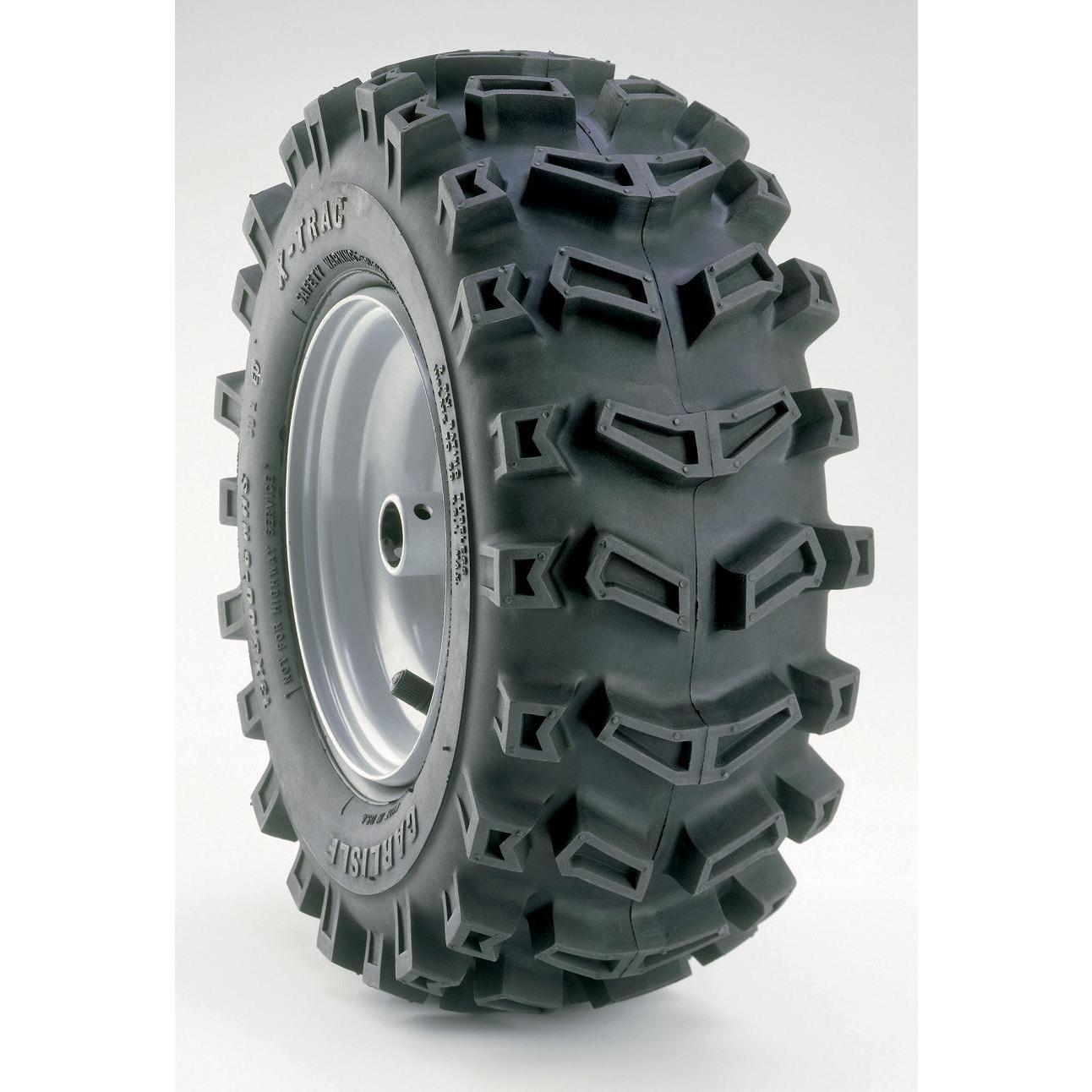 Carlisle X-Trac Lawn & Garden Tire - 15X500-6 LRA/2 ply (...