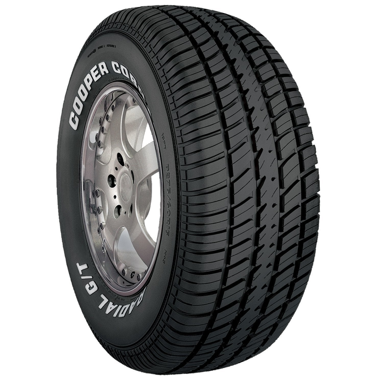 COOPER Cobra Radial G/T Classic All Season Tire - 255/60R...