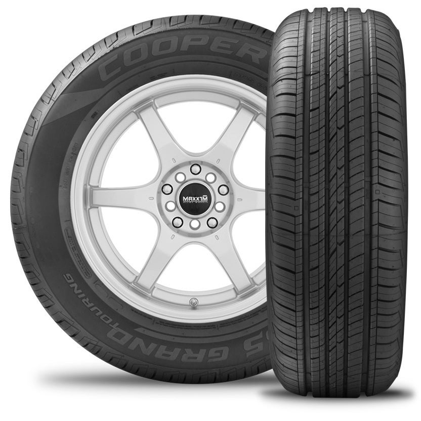 COOPER CS5 Grand Touring All Season Tire - 215/60R17 96T ...