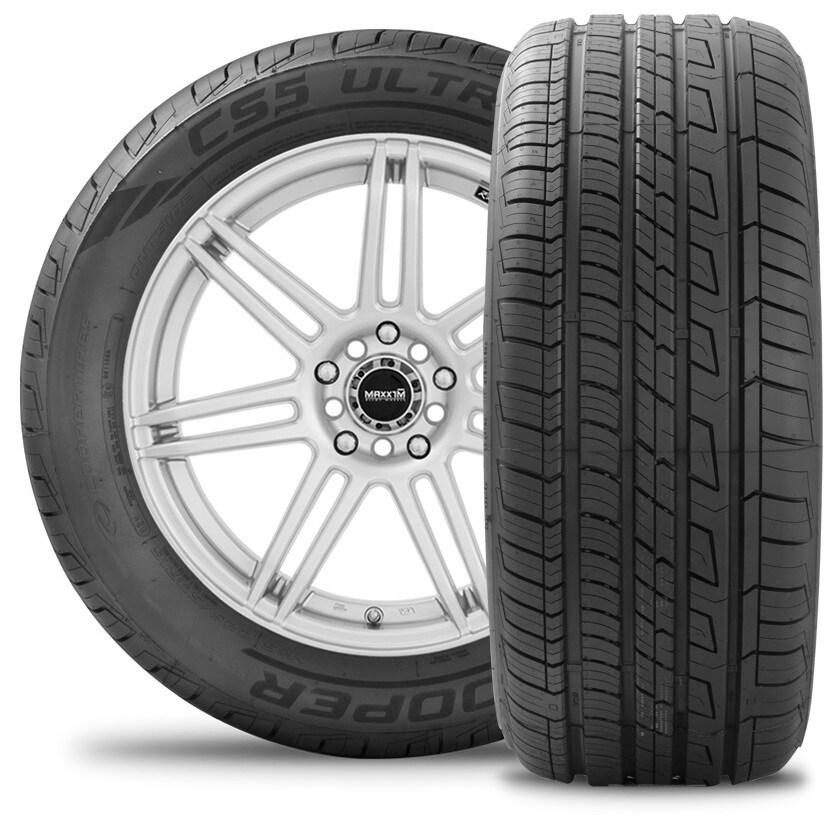 COOPER CS5 Ultra Touring All Season Tire - 215/55R17 94V ...