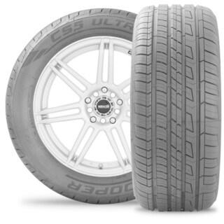 Cooper CS5 Ultra Touring All Season Tire - 235/55R19 105H