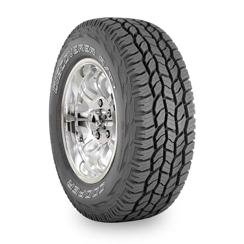 COOPER Discoverer A/T3 All Terrain Tire - 255/65R17 110T ...