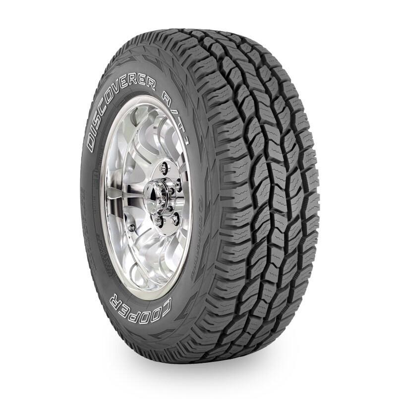 COOPER Discoverer A/T3 All Terrain Tire - 255/75R17 115T ...