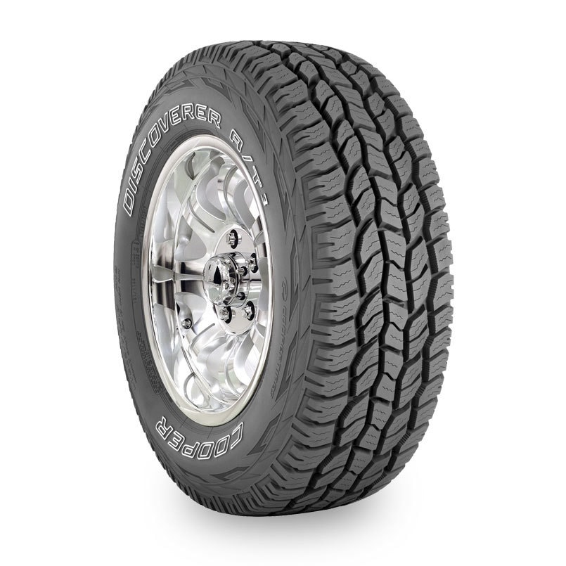 COOPER Discoverer A/T3 All Terrain Tire - LT265/65R17 LRE...