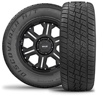 Cooper Discoverer H/T Plus All Season Tire - 275/60R20 119T