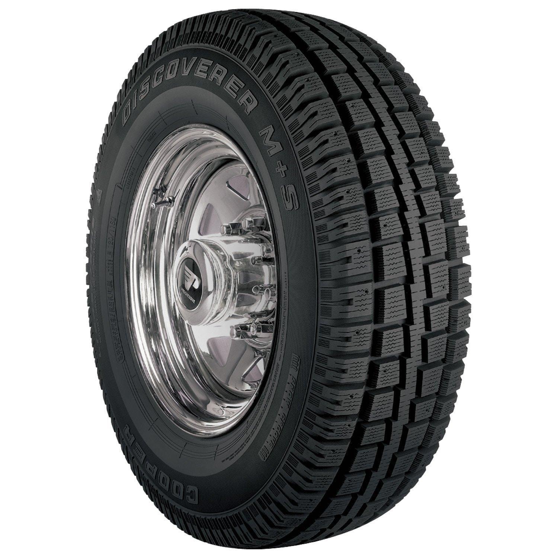 COOPER Discoverer M+S Winter Tire - 225/75R16 104S (Black)