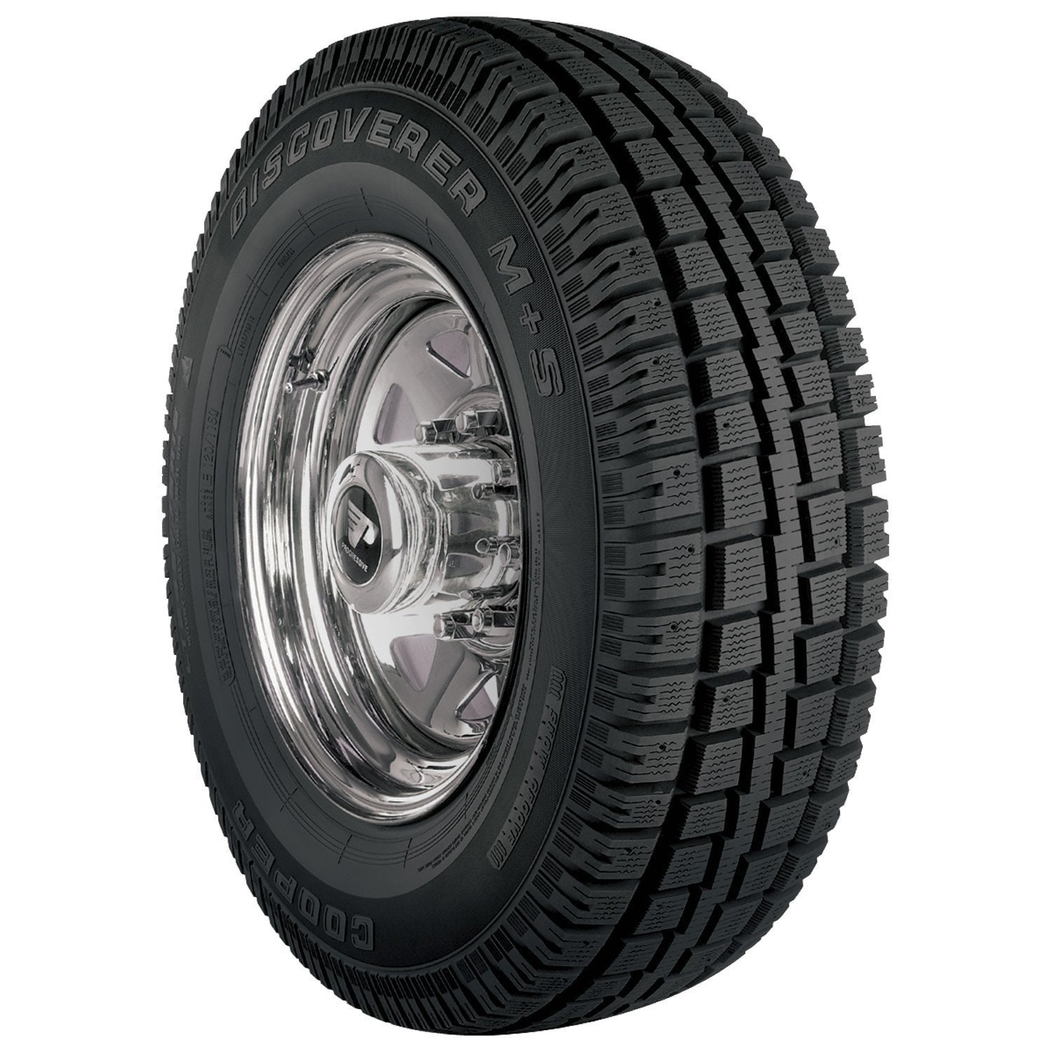 COOPER Discoverer M+S Winter Tire - 245/70R16 107S (Black)