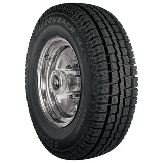 Cooper Discoverer M+S Winter Tire - 265/70R17 115S