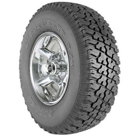 COOPER Discoverer S/T All Terrain Tire - LT275/70R17 LRC/...