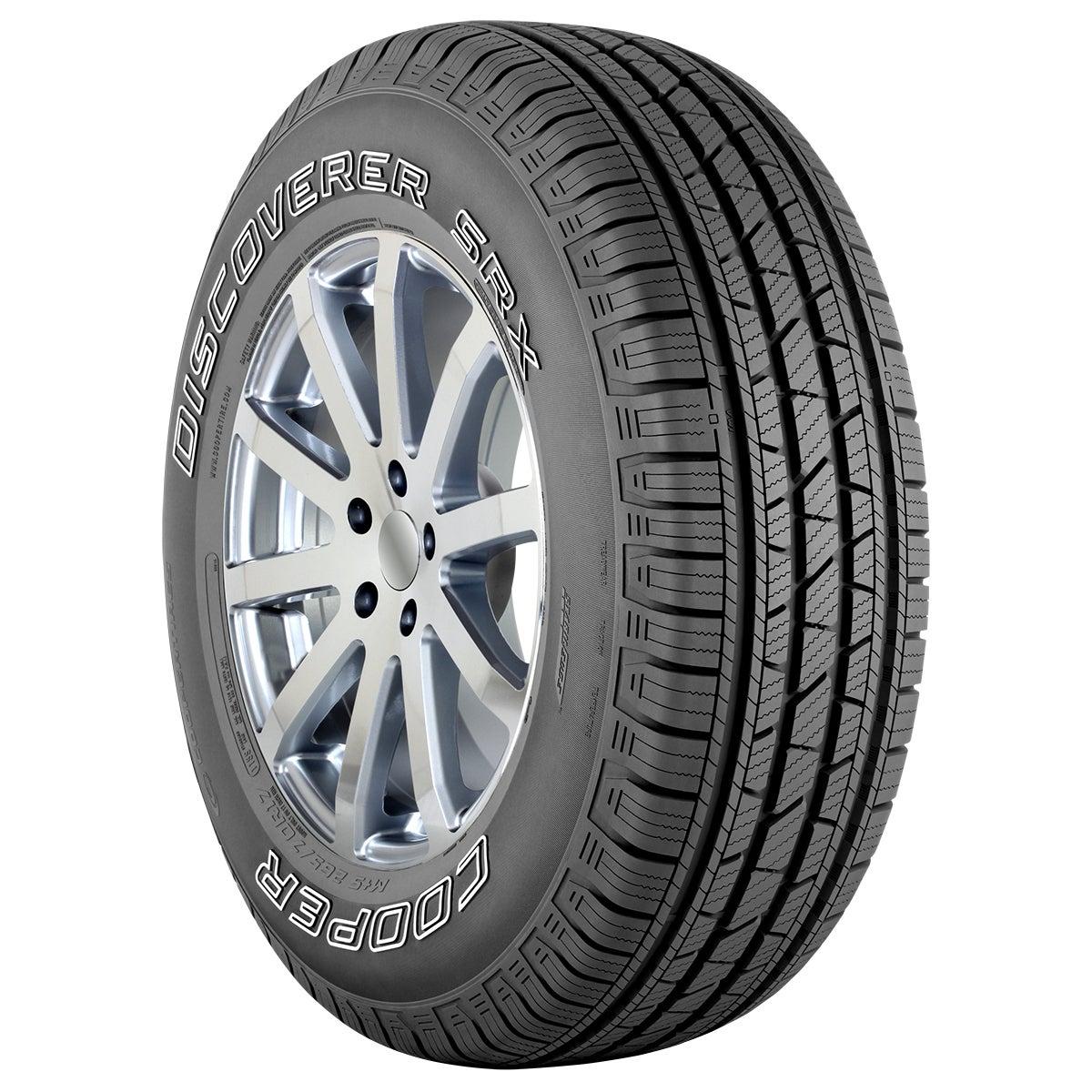 COOPER Discoverer SRX All Season Tire - 265/70R16 112T (B...
