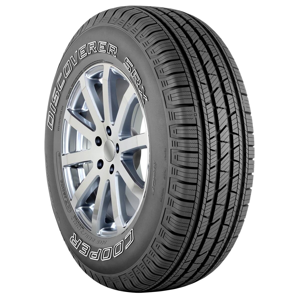 COOPER Discoverer SRX All Season Tire - 265/75R16 116T (B...