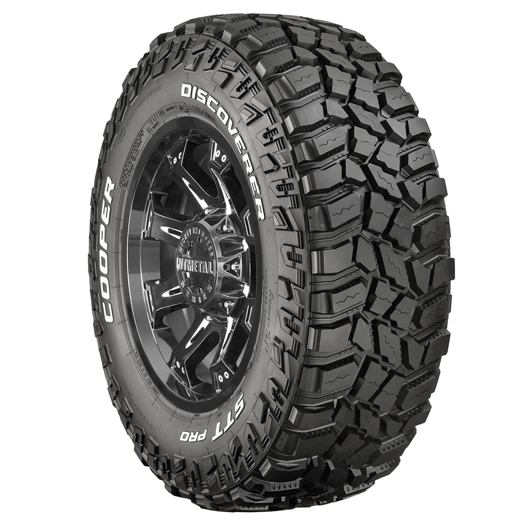 COOPER Discoverer STT Pro Off Road Tire - 31X10.50R15 LRC...