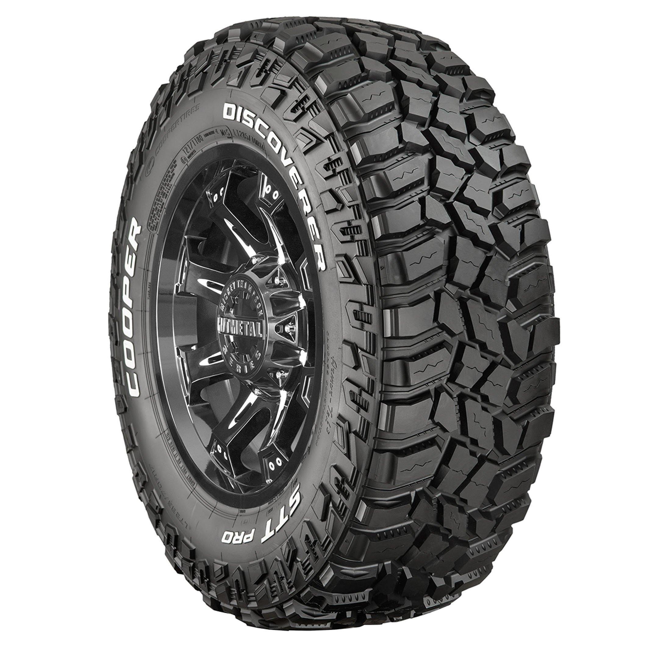 COOPER Discoverer STT Pro Off Road Tire - LT255/75R17 LRC...