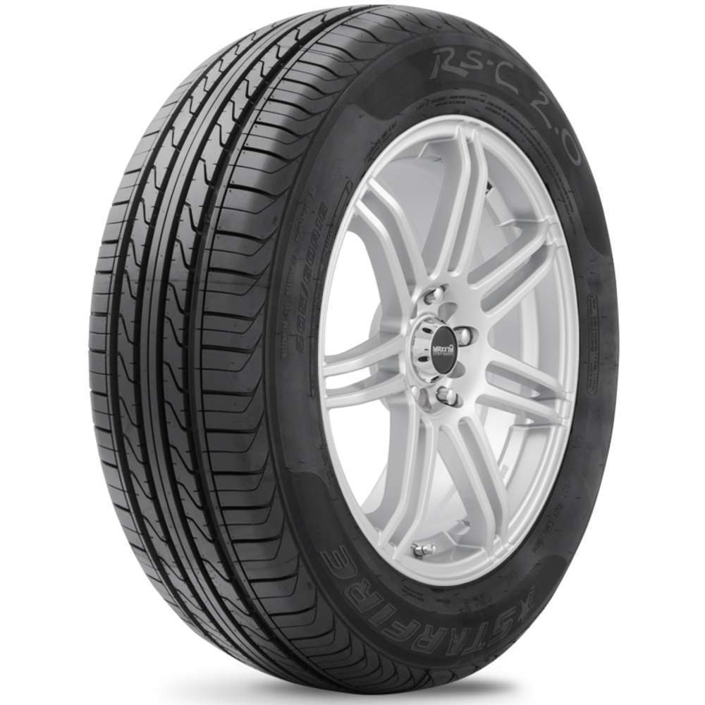 Starfire RS-C 2.0 All Season Tire - 185/60R14 82H (Black)