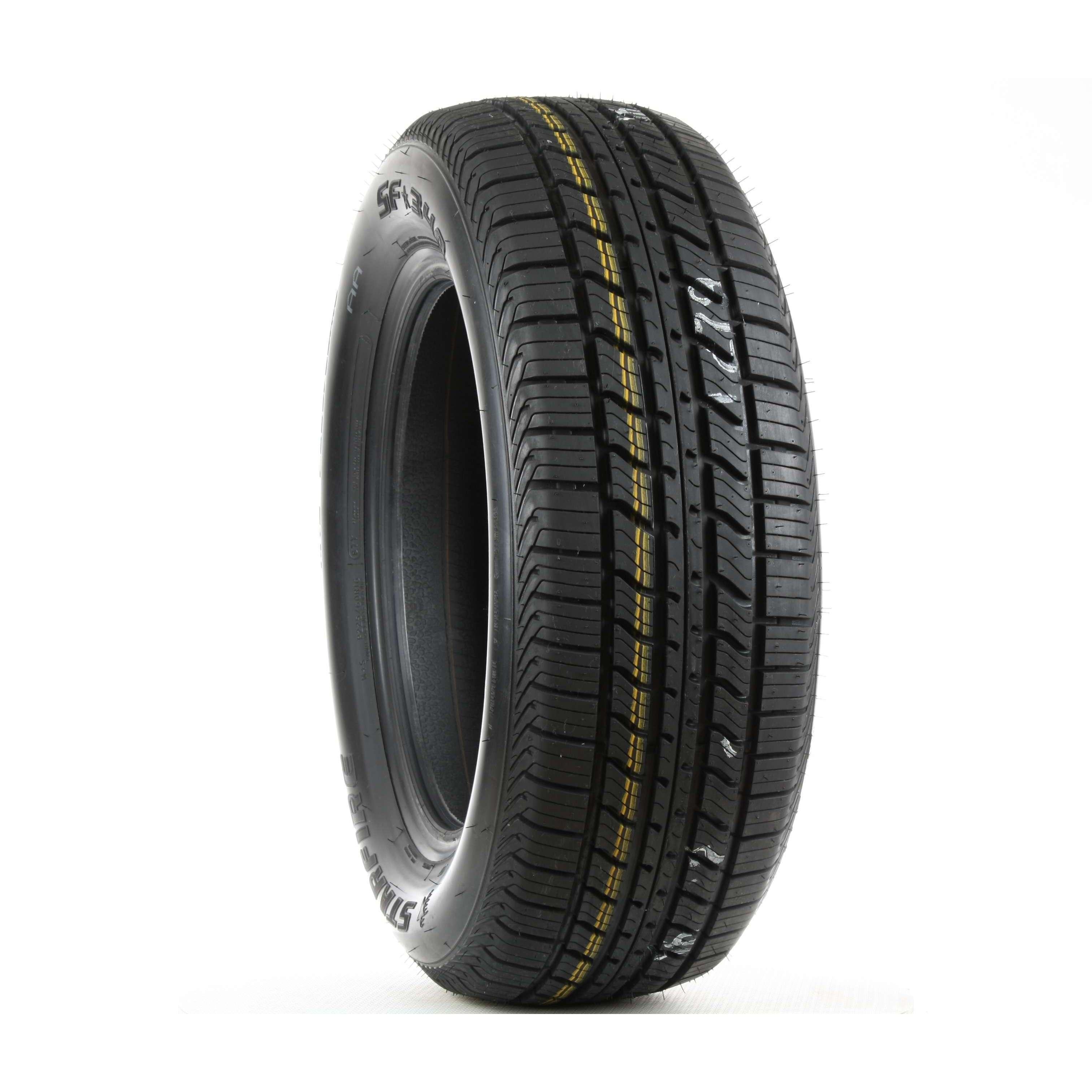 Starfire SF-340 All Season Tire - 225/60R16 97T (Black)