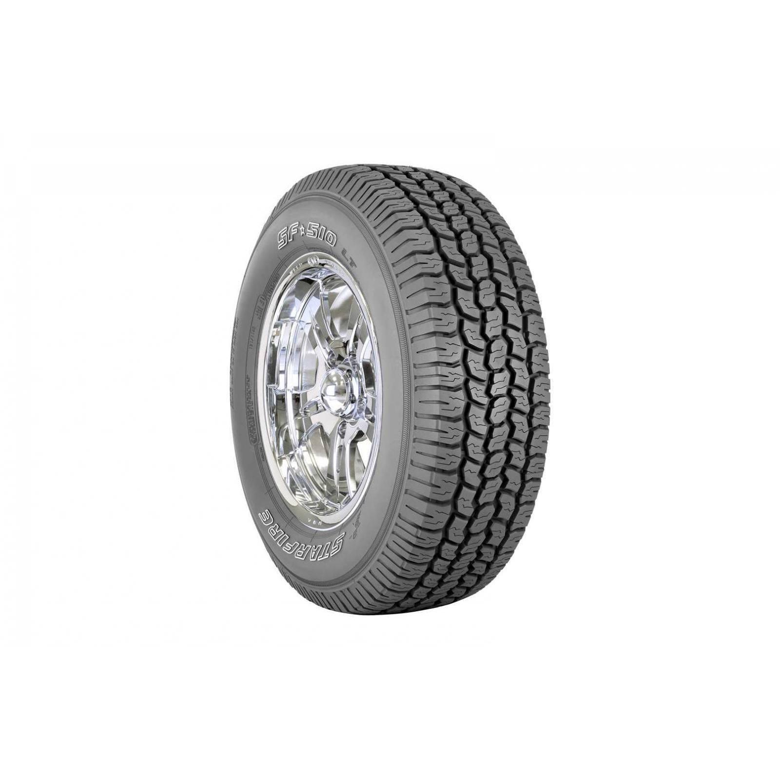 Starfire SF-510 LT All Season Tire - LT265/75R16 LRE/10 p...