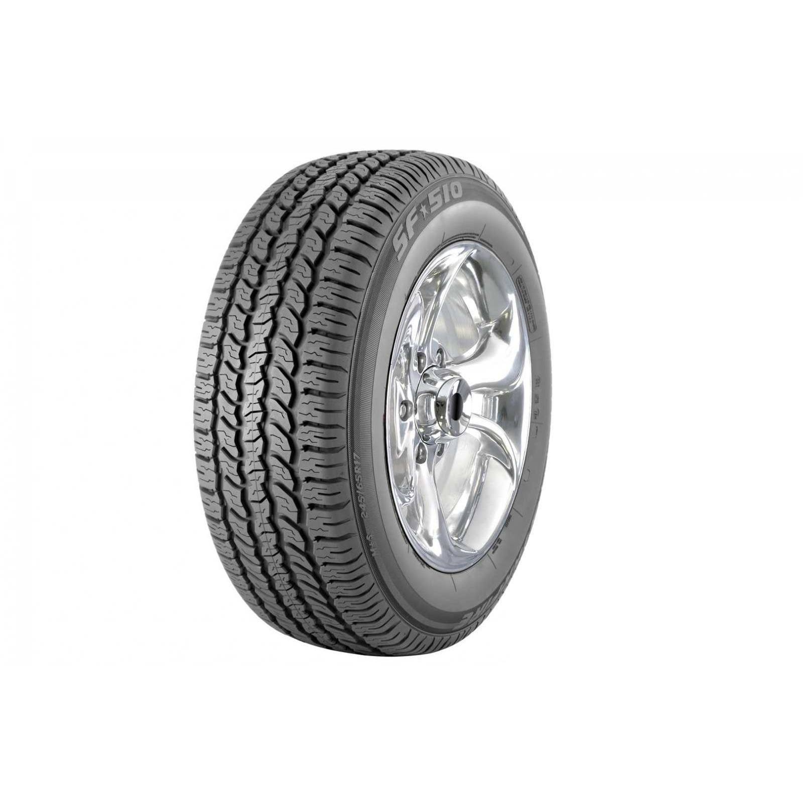 Starfire SF-510 LT All Season Tire - LT235/80R17 LRE/10 p...