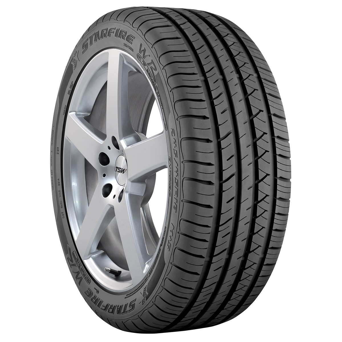 Starfire WR Performance Tire - 225/50R16 92W (Black)