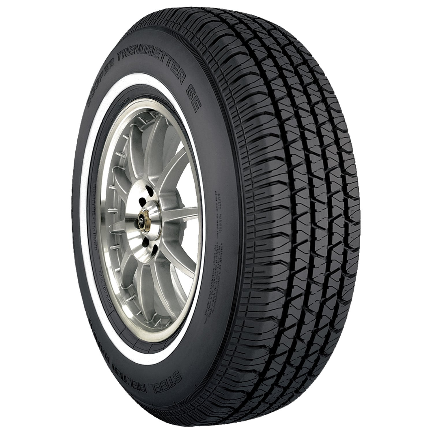 COOPER Trendsetter SE All Season Tire - 205/70R15 95S (Bl...