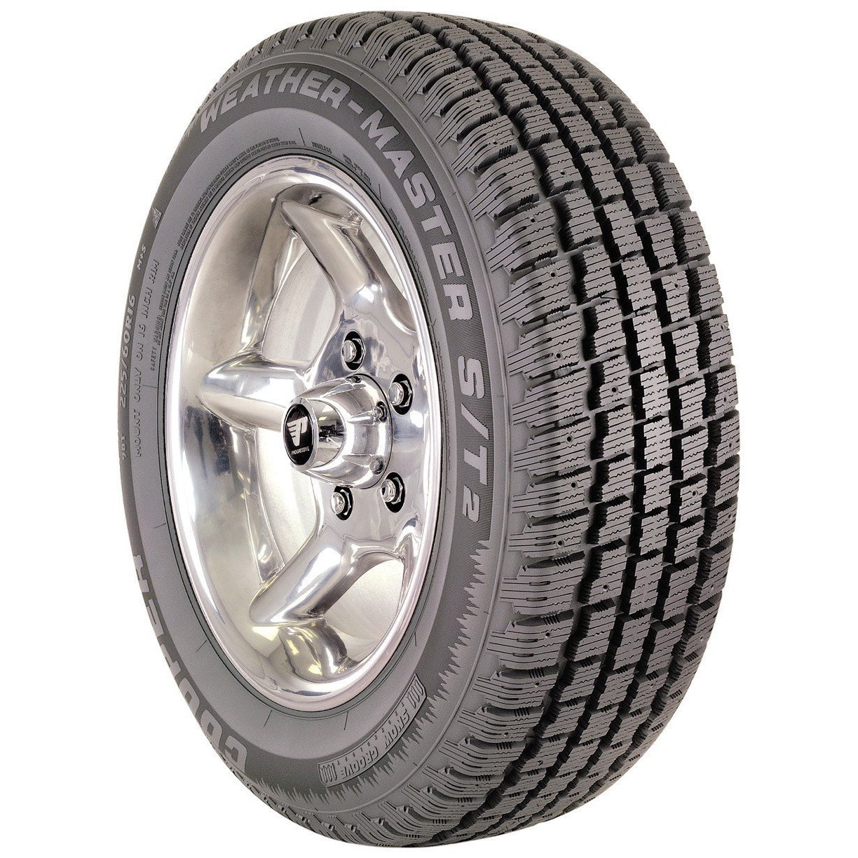 COOPER Weather Master S/T2 Winter Tire - 215/75R15 100S (...